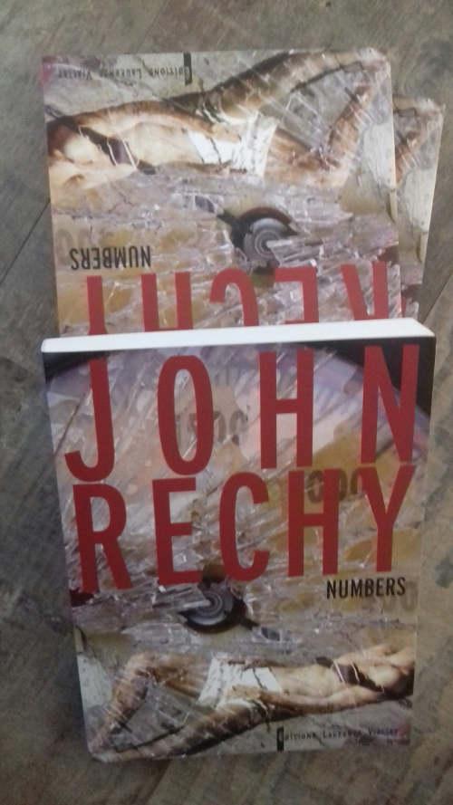 Numbers de John Rechy