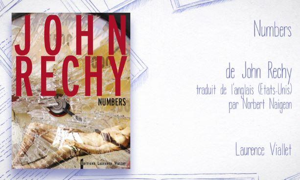 un livre un jour - numbers, de John Rechy