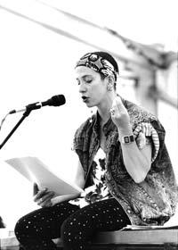 Kathy Acker By Matias Viegener 1993